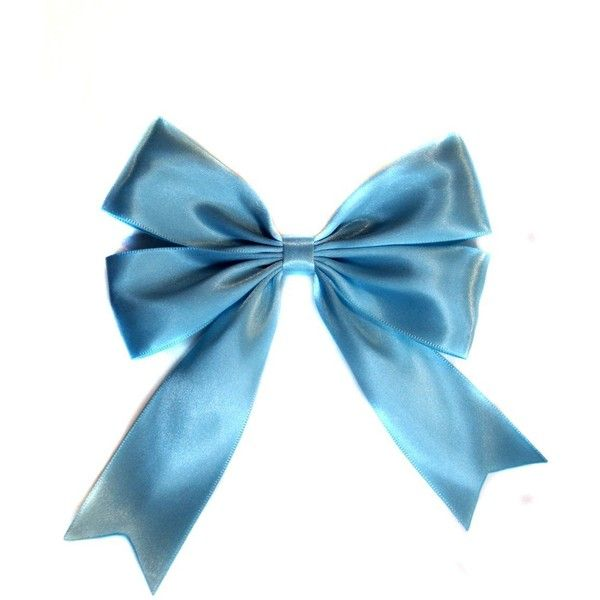 Super Shiny Ribbon Cheer Hair Bow Scrunchie (Sapphire Blue) ($8.95) ❤ liked on Polyvore featuring accessories, hair accessories, bows, fillers, hair, headwear, scrunchie hair accessories, blue hair bow, blue hair accessories and ribbon hair bows