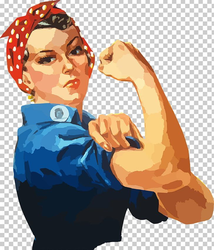 United States We Can Do It Rosie The Riveter Png Art Cartoon Clip Art Confident Confident Woman Cliparts Rosie The Riveter We Can Do It Png