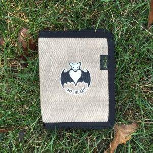 Hemp Bi-Fold Wallet