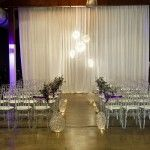 Lightspace Styling Wedding Stage