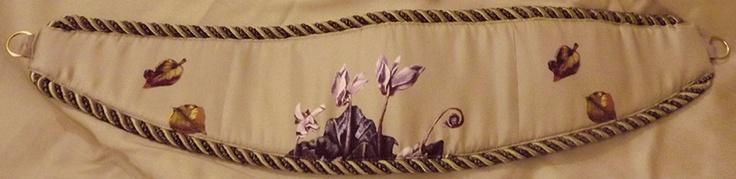Tie Backs by Anna Dempsey Designs Ltd