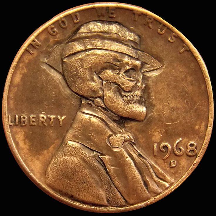 Sandra Quot Daymon Quot Jimenez Hobo Penny 1968 Lincoln Cent