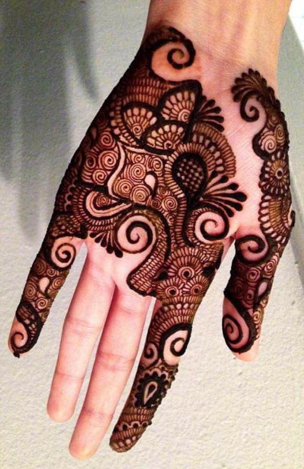Unique Mehndi: 25+ Beautiful Unique Mehndi Designs Ideas On Pinterest