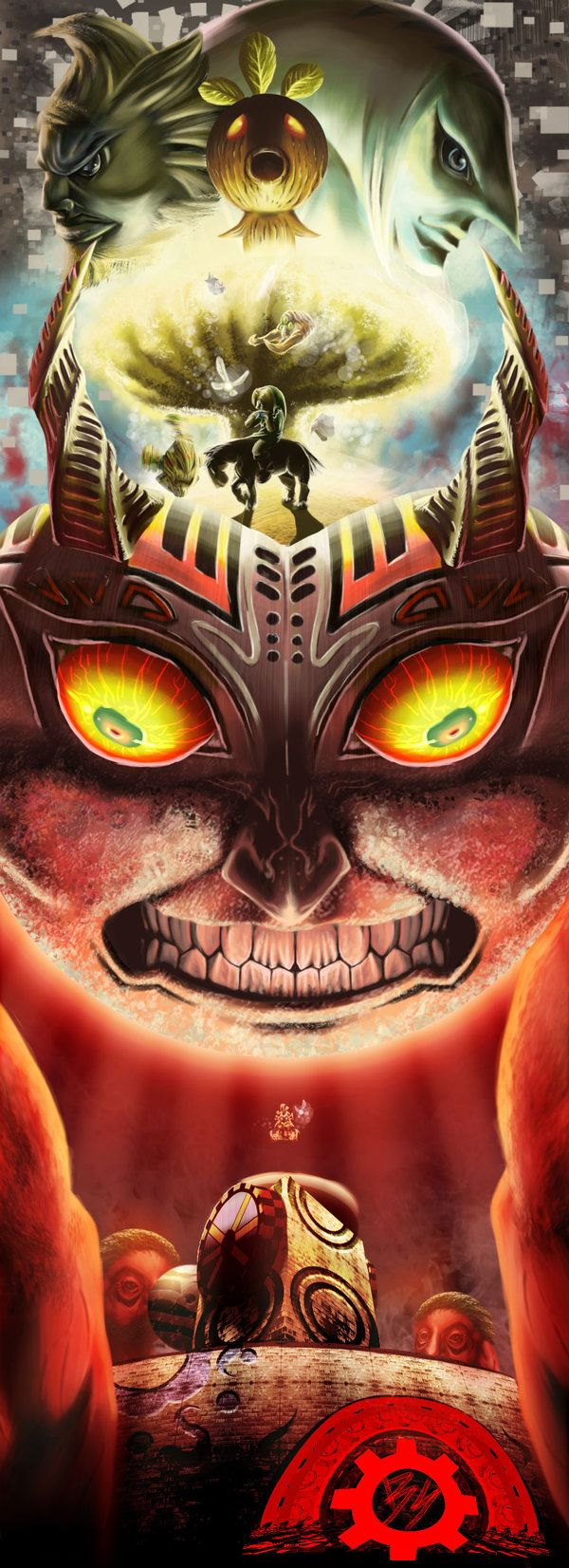 91 best majora's mask images on Pinterest