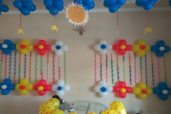 1000 Balloon Decoration At Home Ideas And Videos In 2020 Simple