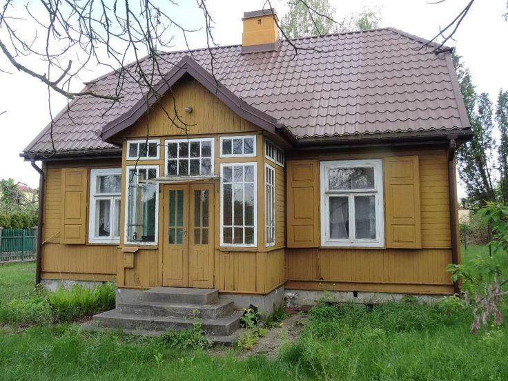 Oferta sprzedaży domu o powierzchni 80 m² - radomski, Jedlnia-Letnisko, Moniuszki. Cena 190 000 zł. Zobacz na Morizon.pl.