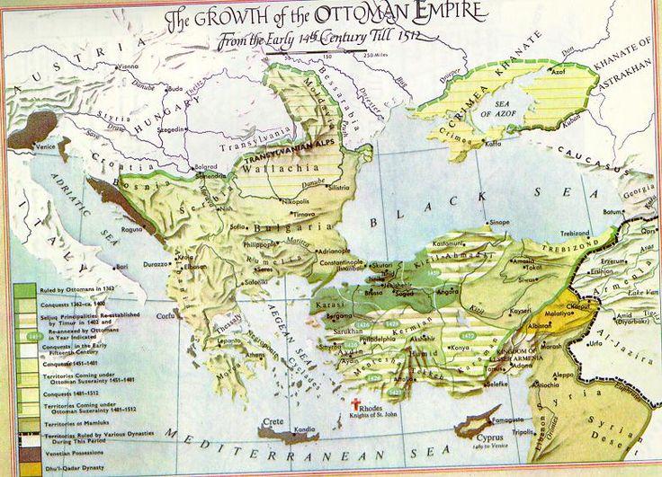 http://www.teachislam.com/ - Other Maps Relating to Islam's Historical Development