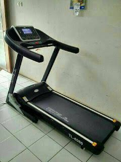 Toko Jual Alat Olahraga Purwokerto | Melayani COD | 0857-4263-5556: Treadmill Elektrik ISP 8080 treadmill elektric bes...
