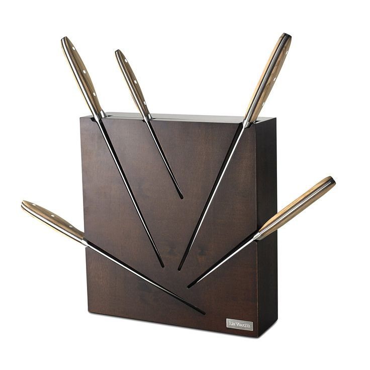 Houdini, Santa Design Studio for De Vecchi Milano 1935 #knives #wood #magician #sculpture #functional
