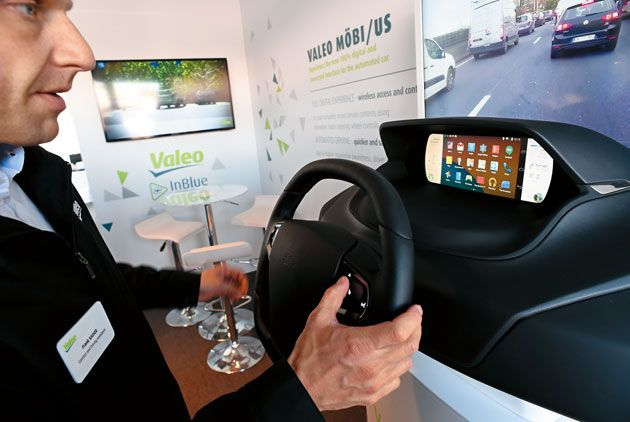 未來汽車,比你更聰明