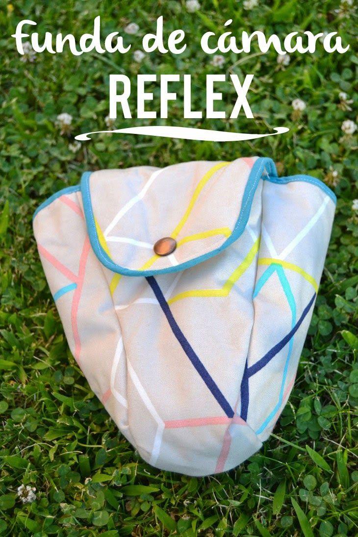 Funda de camara Reflex DIY