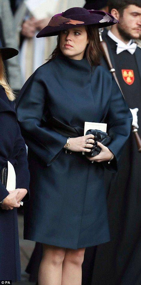 Princess Eugenie...