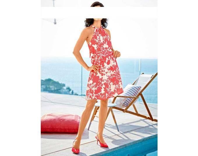 Patrizia Dini Damen Designer-Kleid, koralle Jetzt bestellen unter: https://mode.ladendirekt.de/damen/bekleidung/kleider/sonstige-kleider/?uid=29e48cd9-e583-5fb0-80b6-f7df263a6789&utm_source=pinterest&utm_medium=pin&utm_campaign=boards #sonstigekleider #kleider #bekleidung