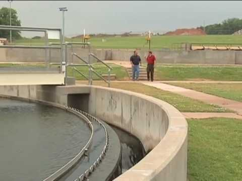 Edmond's Waste Water Treatment Plant - YouTube