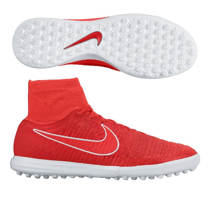 They call it challenge red, but challenge is an understatement. These Nike  MagistaX Proximo � Soccer BootsFootball ...