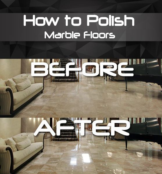 How To Polish Restore Repair Marble Floors Stains To Shine