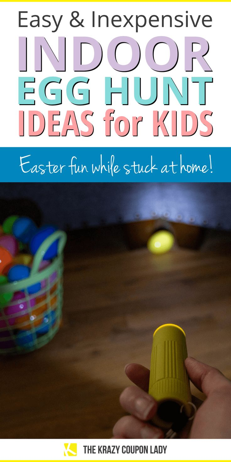 Awesome Indoor Egg Hunt Ideas for Kids Aged 2 - 100 in 2020 | Egg hunt,  Easter egg hunt, Easter kids