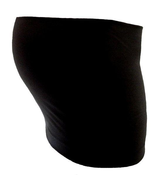 Doublelayered Jersey Stretch Maternity Belly Bump by JaTiaDesigns, £8.00