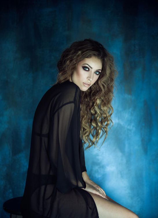 Ariel Muslin Backdrops by Amanda Diaz