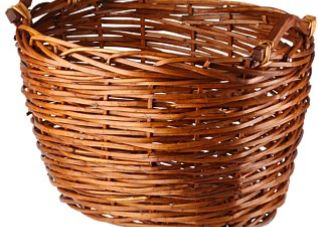 Don't forget the all-important basket for the Easter Egg hunt!! This small Broxburn Willow Basket is only $10 at Briscoes!