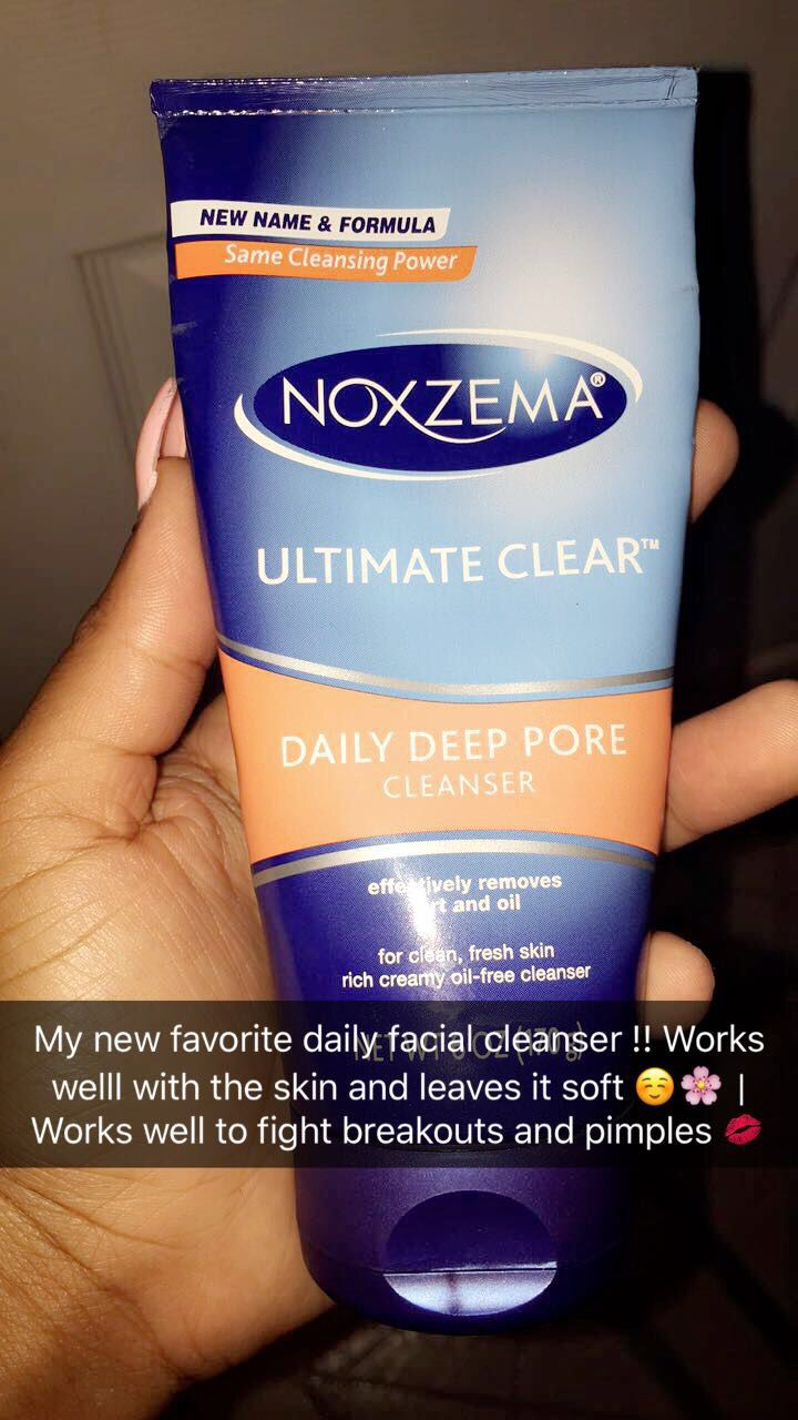 Noxzema Deep Pore Facial Cleanser DAILY FACIAL CLEANSER | The best ❗️❗️