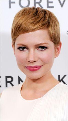 love her pixie hair cut