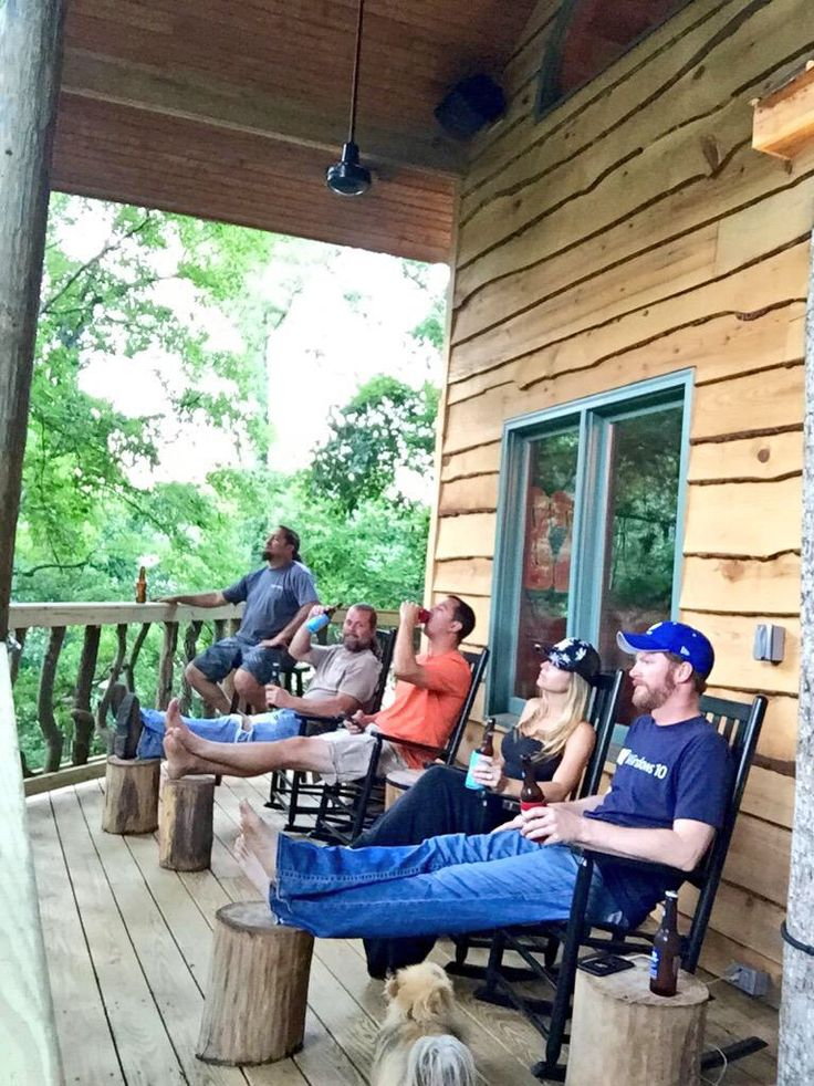Amy Reimann and Dale Earnhardt Jr at the Treehouse!!! ❤️❤️❤❤️️.