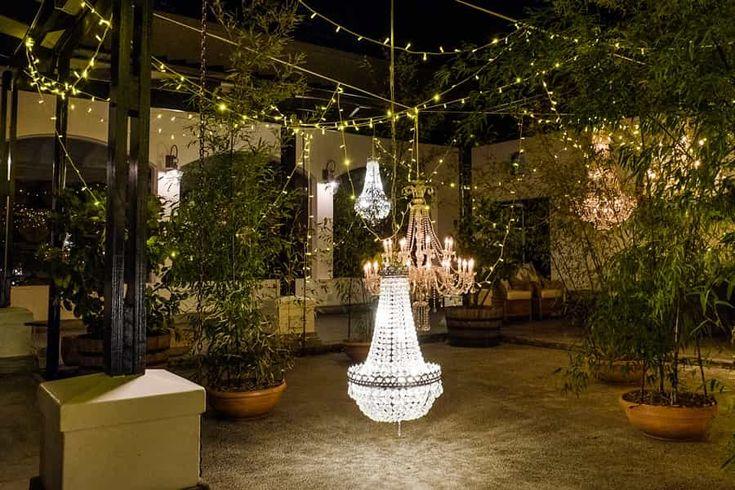 destination wedding - the aleit group  Destination wedding. Molenvliet Wine Estate. Wedding decor. Reception decor. Wedding ideas. Chandelier. Lighting. South Africa.