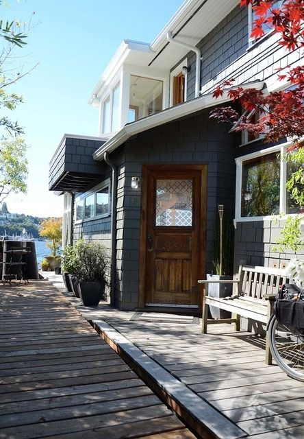 Yes I Would Live On A Houseboat In Seattle If It Looked Like This. Click