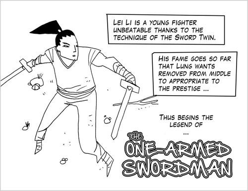 The One-armed SwordmanOnearm Swordman