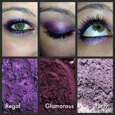 ROCK these Pretty in Purple Looks and Be Younique! Ask me!
