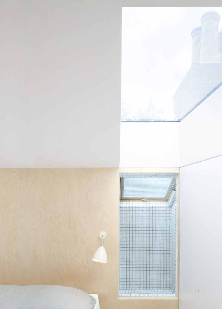 Flushglaze #skylight for maximum daylight. Design/architect credit: Azman Architects Photography: © Ben Blossom