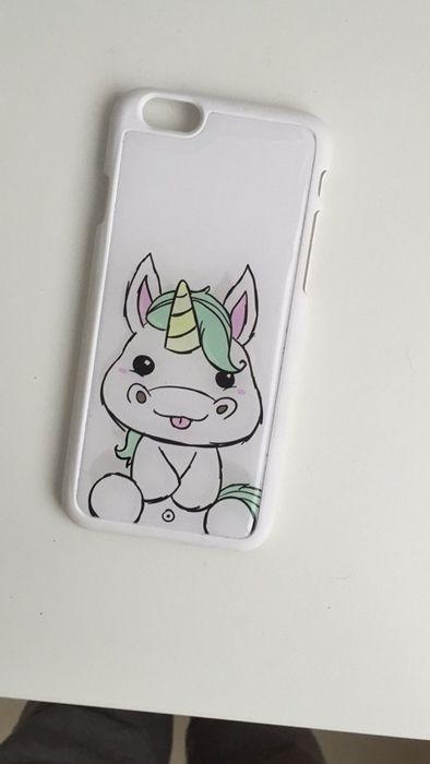 iPhone 6 Hülle unicorn