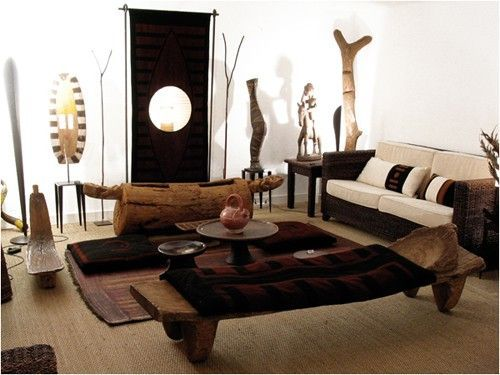 Best African Style Images On Pinterest African Style African - African style interior design