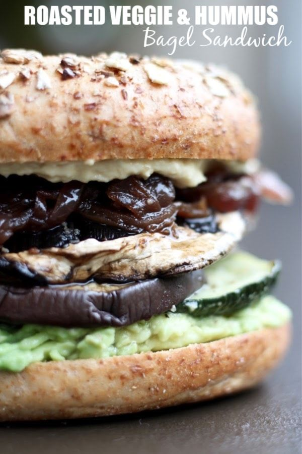 The Best Savory Vegan Breakfast Sandwich The Conscientious Eater Recipe In 2020 Vegetarian Sandwich Savory Vegan Vegan Bagel