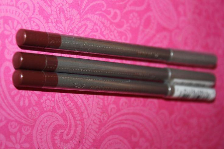 JORDANA Lip Liner Pencil: #14 ICED BRANDY  SEALED/NEW Set of 3 SEALED/ NEW  #Jordana