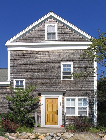 17 best images about exceptional entryways on pinterest for Stile architettonico nantucket