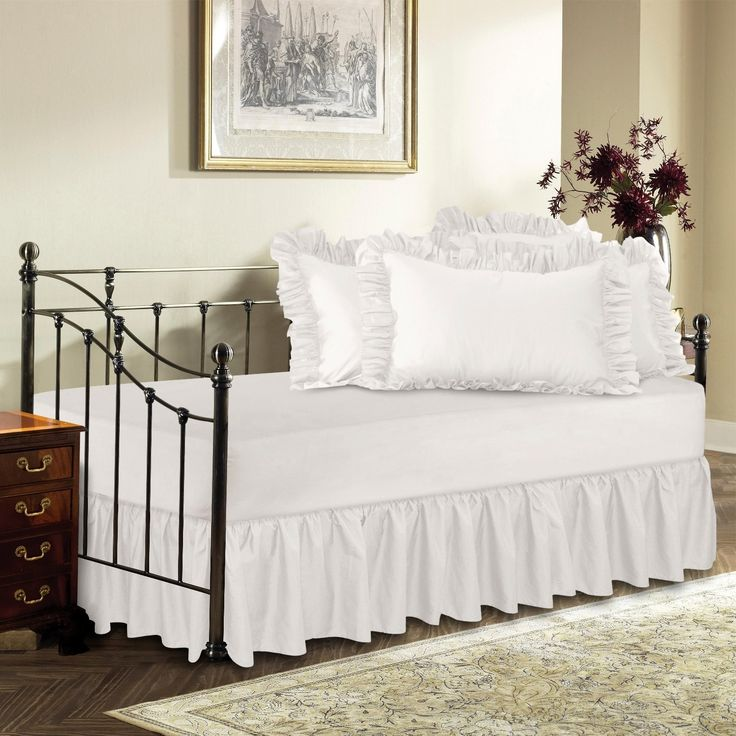 king size bed skirt 15 best king size white bed skirt with 18 inch drop images 29403
