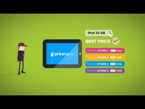 pricena.com - How it Works