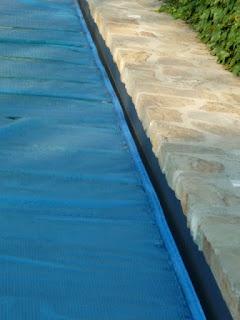 la piscine.......