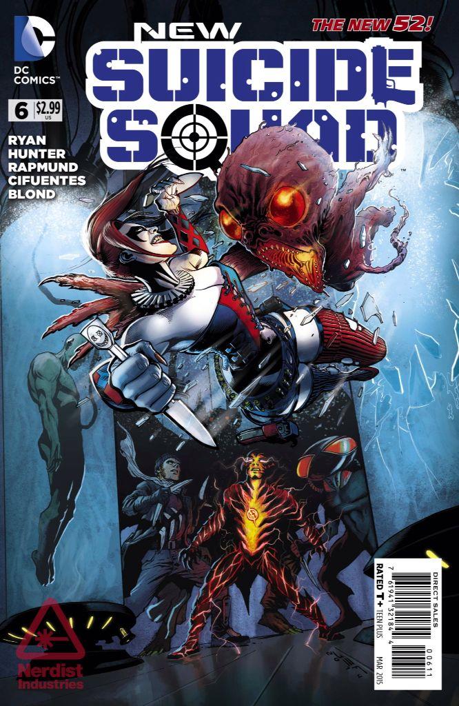 Suicide Squad Comic Issue 6