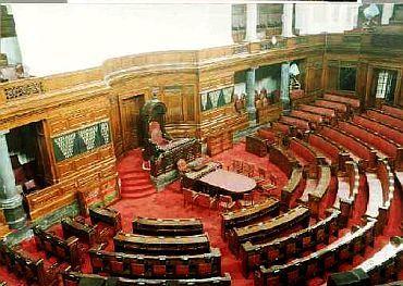 India - Parliament of India (भारत के राष्ट्रपति. राज्यसभा, हिंदी साईट)