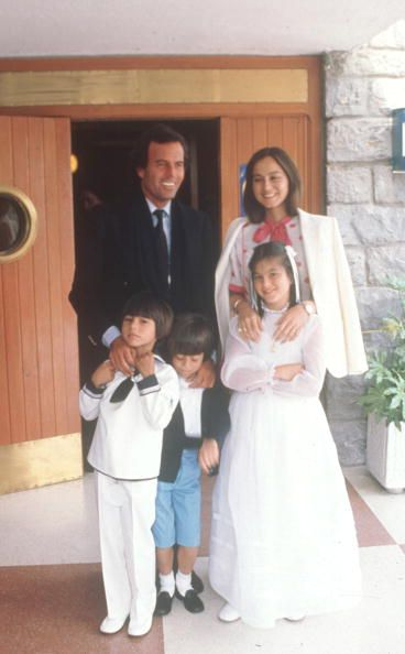 Julio Iglesias First Communion And Communion On Pinterest