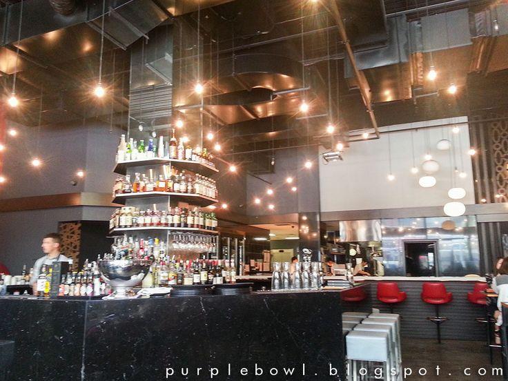 Purple bowl: Heirloom restaurant review