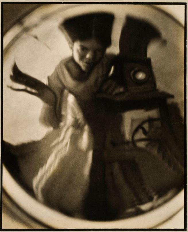 Self Portrait  by Virna Haffer     1929