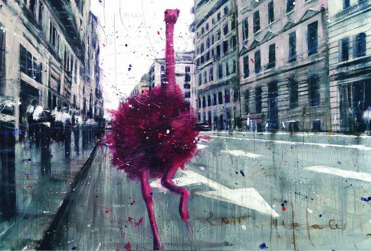 MISPLACED Autore:Angelo Accardi Tecnica:Serigrafia materica a colori Formato foglio:50x70 Formato opera:50x70 #galleriagalp #galleria #galp #misplaced #angeloaccardi #angelo #accardi #serigrafia