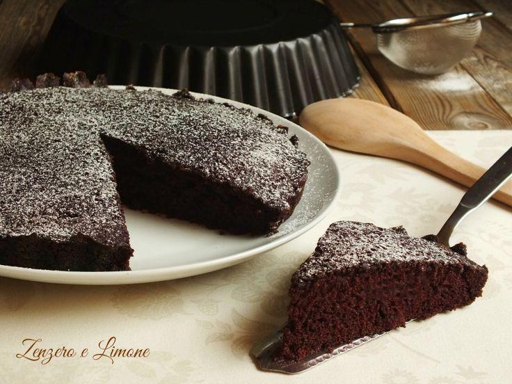 Torta matta - Crazy cake | ricetta senza burro nè uova