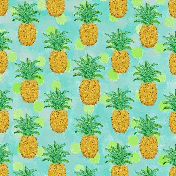 картинки ананаса на тетрадь подсказки