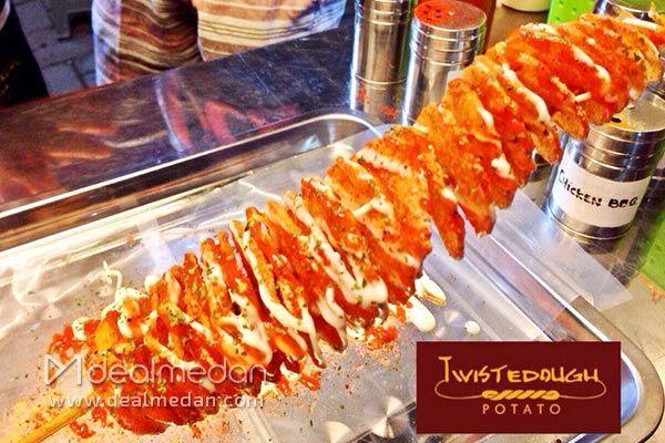 Package Of Chickenholic And Twistedough Sosis Kentang