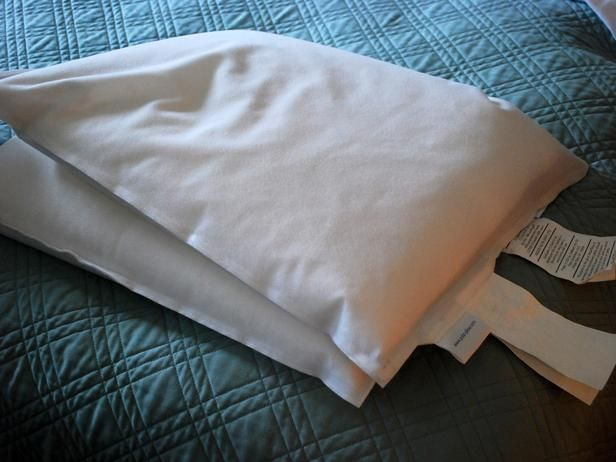 "Are you one of those people who continually flips your pillow throughout the night in a quest for the perfectly ""cool"" pillow? The Polar Pillow uses an endothermic ""cooling"" gel that dissipates and transfers heat, allowing the pillow surface to stay cool while you fall asleep."